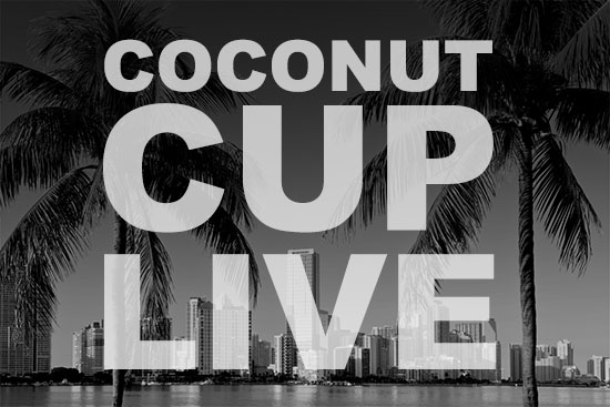 coconutcup live